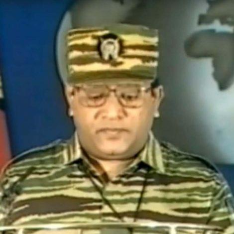 2001ம் ஆண்டு மாவீரர்நாளில் தேசியத்தலைவர் அவர்கள் ஆற்றிய உரை